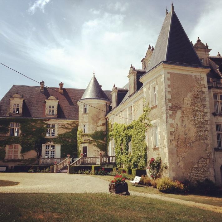 chateau de la cote france