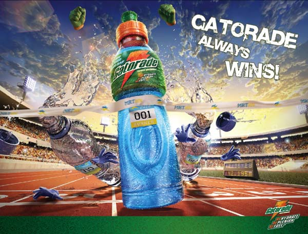 gatorade always wins ad